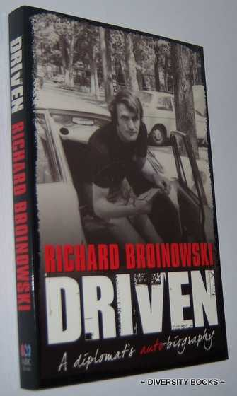 Image for DRIVEN : A Diplomat's Auto-Biography