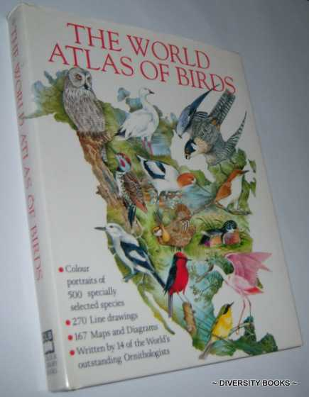 Image for THE WORLD ATLAS OF BIRDS