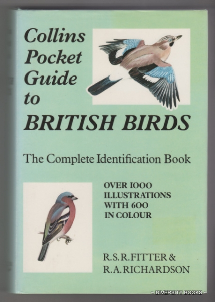 Image for COLLINS POCKET GUIDE TO BRITISH BIRDS