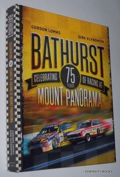 Image for BATHURST : Celebrating 75 Years of Racing at Mount Panorama