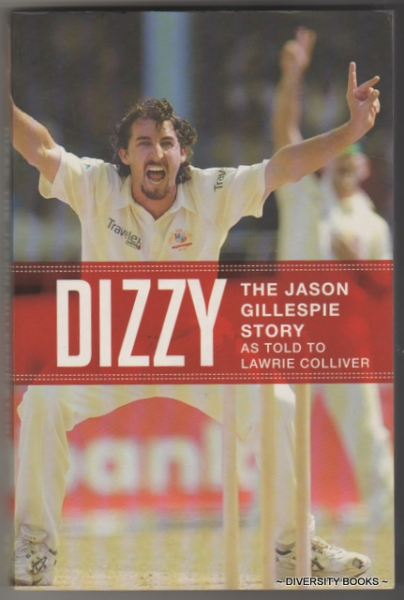 Image for DIZZY : The Jason Gillespie Story