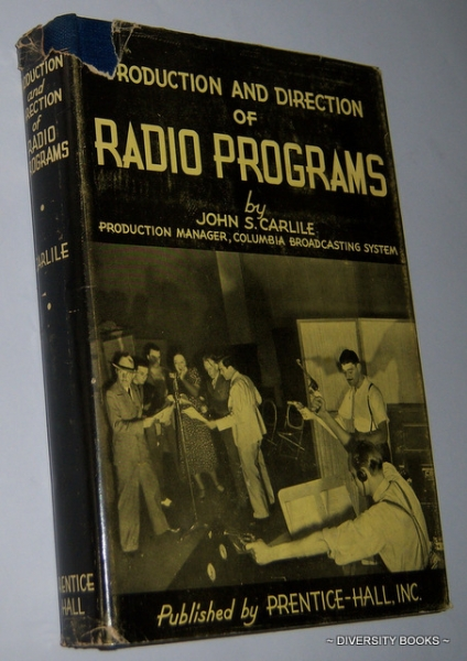Image for PRODUCTION AND DIRECTION OF RADIO PROGRAMS