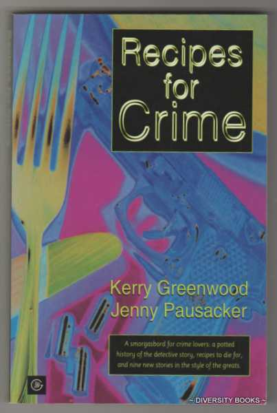 Image for RECIPES FOR CRIME