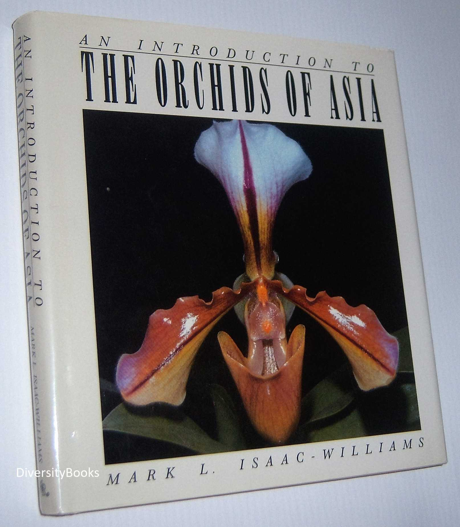 Image for AN INTRODUCTION TO THE ORCHIDS OF ASIA