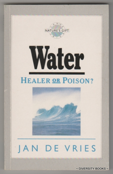 Image for WATER : Healer or Poison? (Signed Copy)