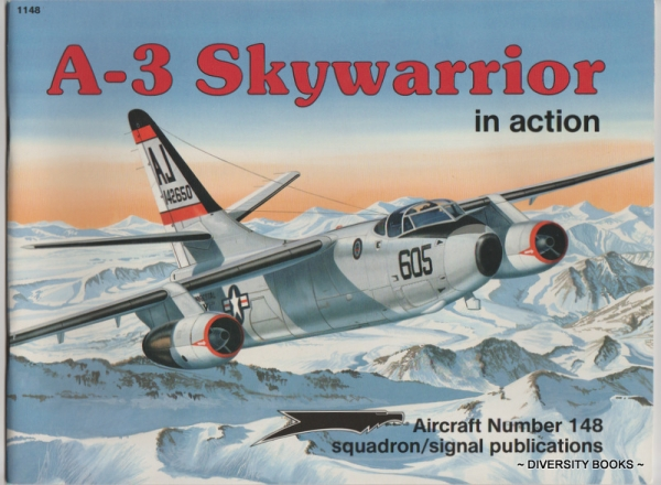 Image for A-3 SKYWARRIOR IN ACTION