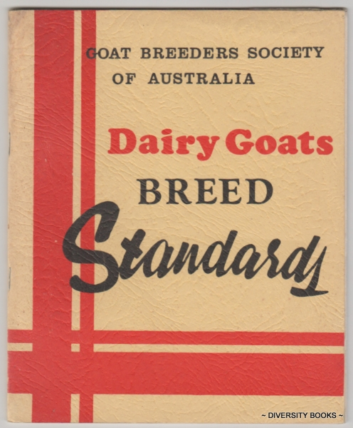 Image for DAIRY GOATS BREED STANDARDS