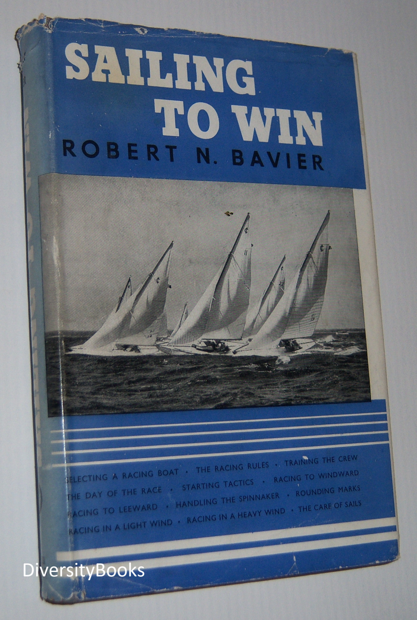 Image for SAILING TO WIN