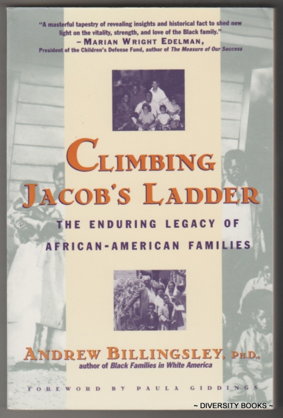 Image for CLIMBING JACOB'S LADDER : The Enduring Legacies of African-American Families