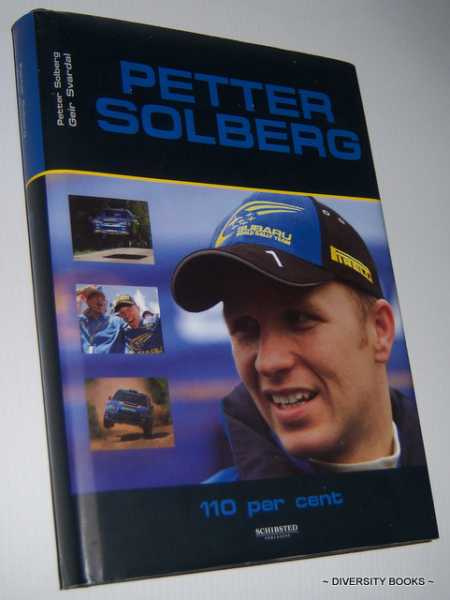 Image for PETTER SOLBERG : 110 Per Cent
