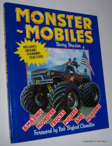 Image for MONSTER-MOBILES