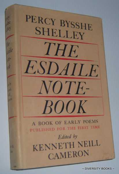 THE ESDAILE NOTEBOOK: A Book Of Early Poems
