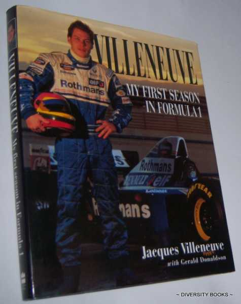 Image for VILLENEUVE: My First Season in Formula 1