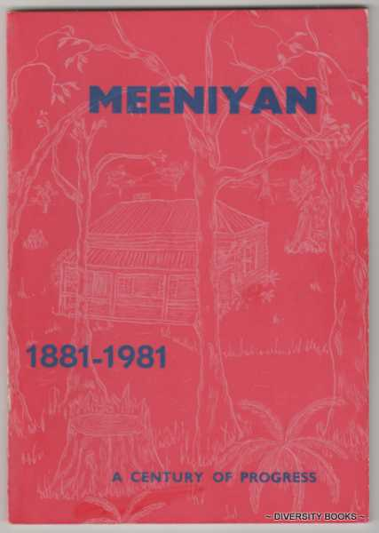 Image for A HISTORY OF MEENIYAN 1881-1981: A Century of Progress