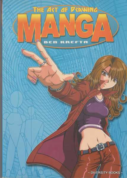 Image for THE ART OF DRAWING MANGA