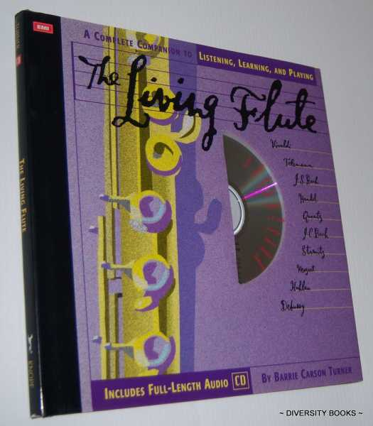 Image for THE LIVING FLUTE (Includes CD)