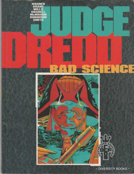 Image for JUDGE DREDD: Bad Science (Definitive Editions)