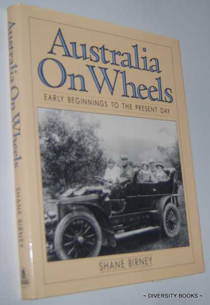Image for AUSTRALIA ON WHEELS: Early Beginnings to the Present Day