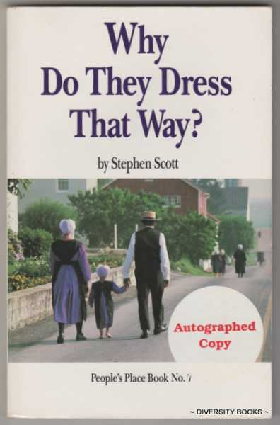 Image for WHY DO THEY DRESS THAT WAY? (Signed Copy)
