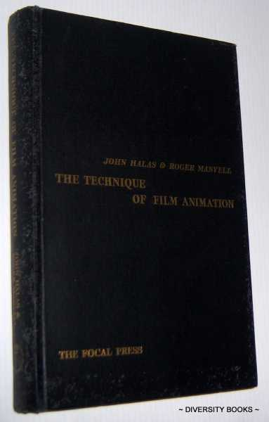 Image for THE TECHNIQUE OF FILM ANIMATION