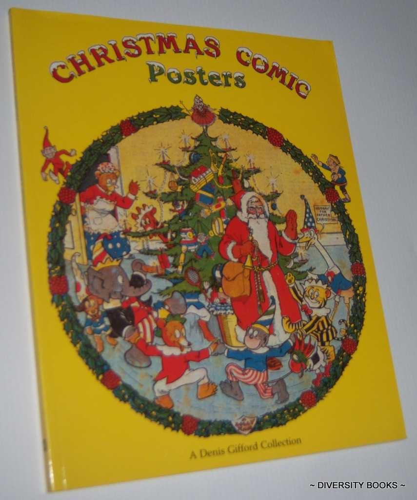 Image for CHRISTMAS COMIC POSTERS