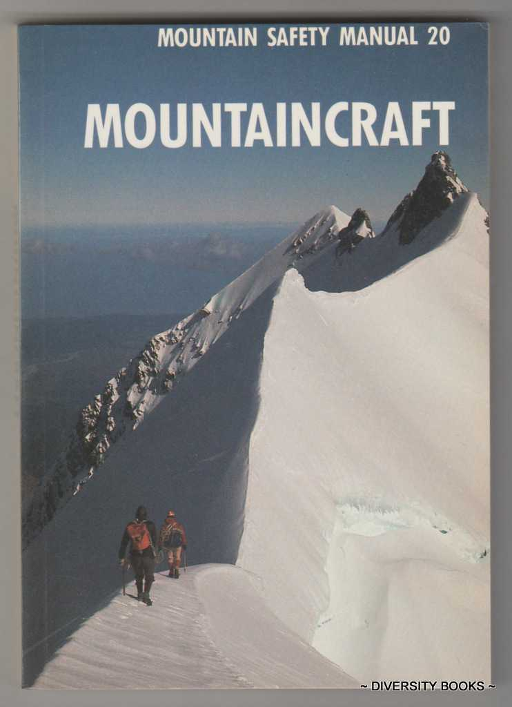 Image for MOUNTAINCRAFT (Mountain Safety Manual 20)