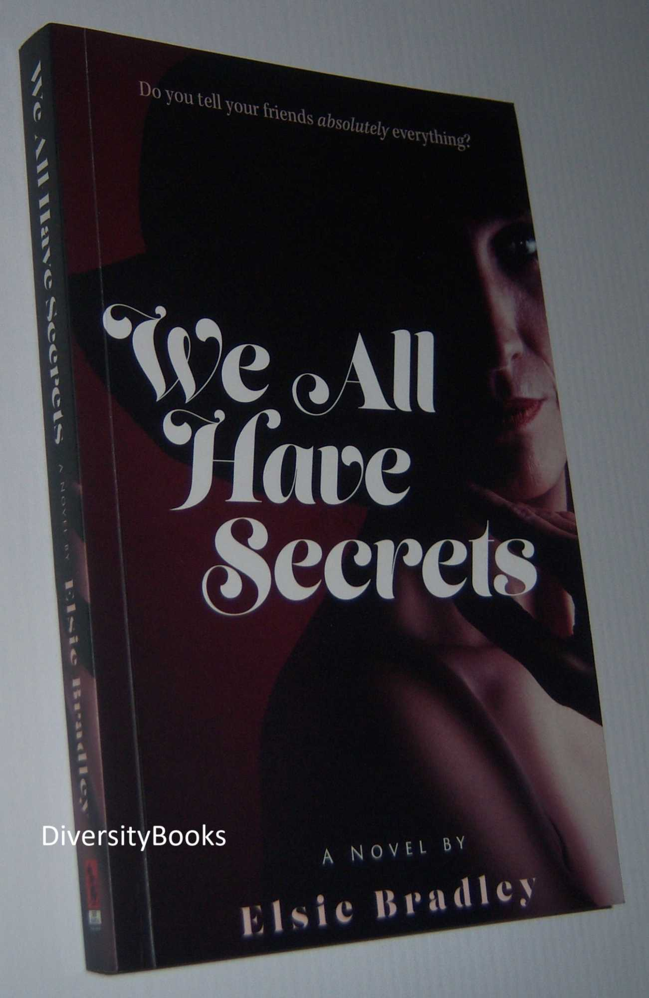 Image for WE ALL HAVE SECRETS