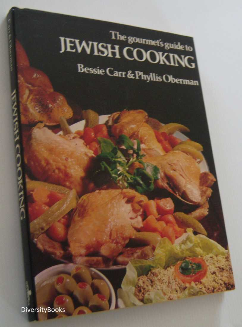 Image for THE GOURMET'S GUIDE TO JEWISH COOKING