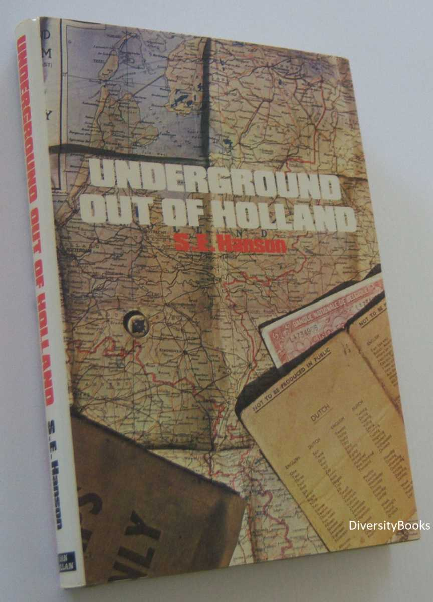 Image for UNDERGROUND OUT OF HOLLAND