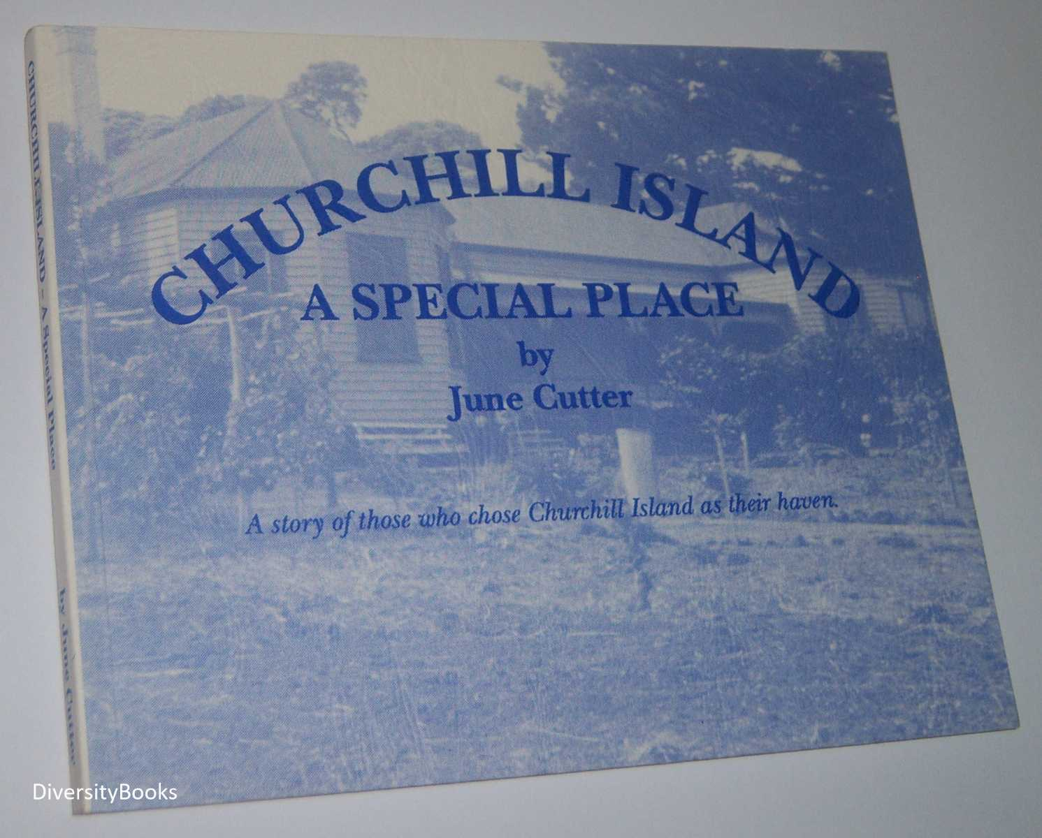 Image for CHURCHILL ISLAND: A Special Place
