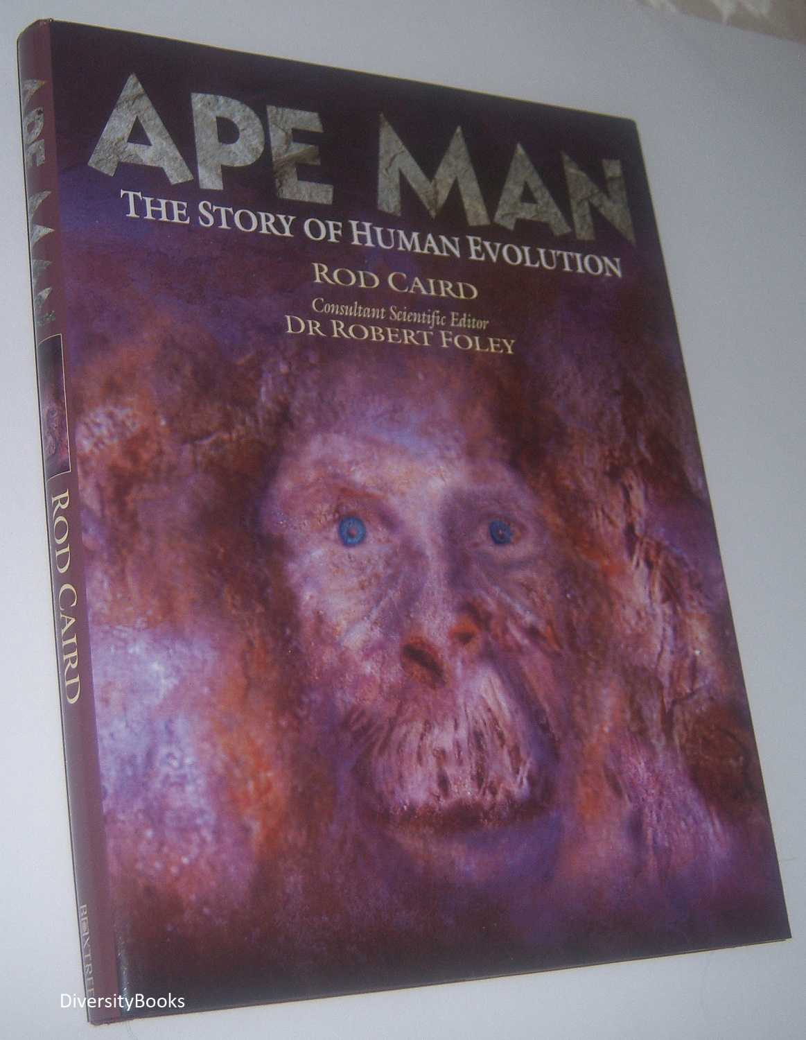 Image for APE MAN: The Story of Human Evolution