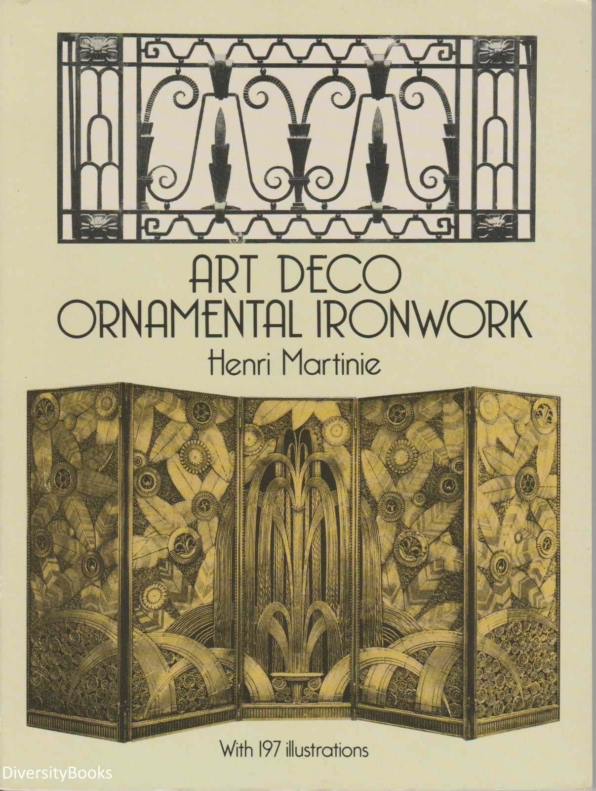 Image for ART DECO ORNAMENTAL IRONWORK