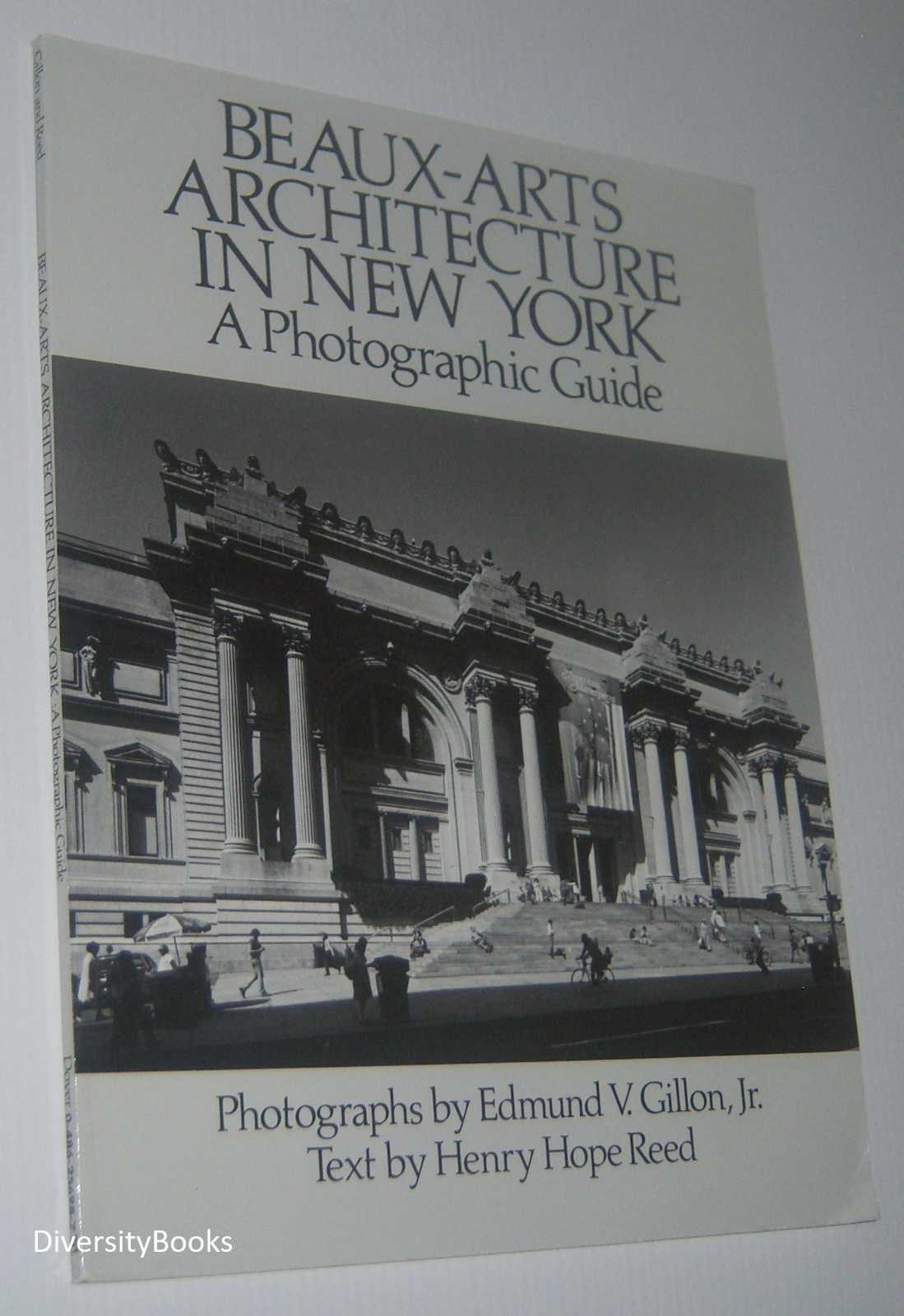 Image for BEAUX-ARTS ARCHITECTURE IN NEW YORK.  A Photographic Guide