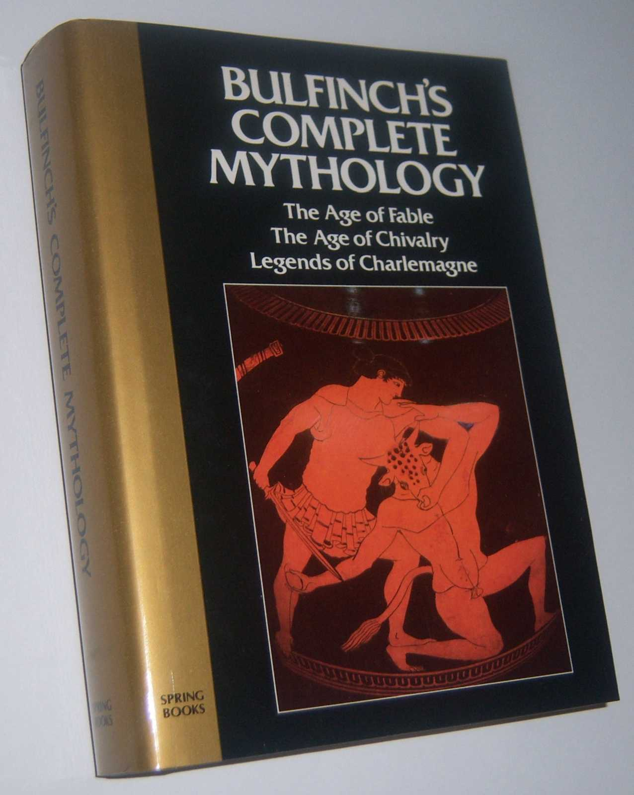 Image for BULFINCH'S COMPLETE MYTHOLOGY