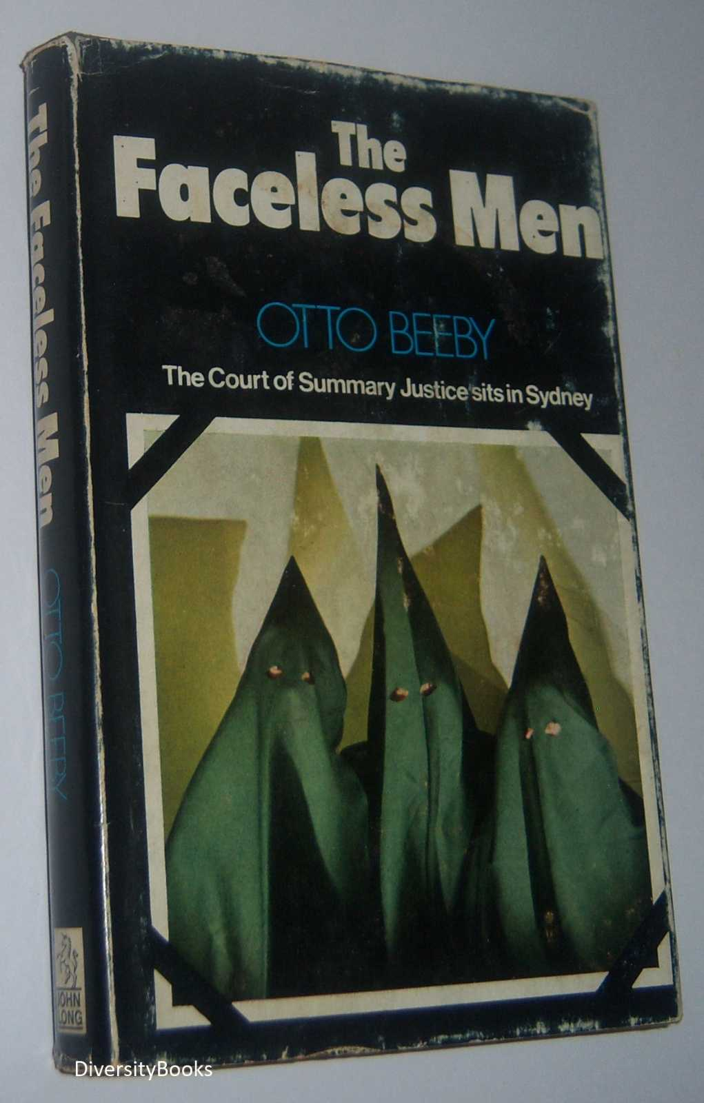 Image for THE FACELESS MEN