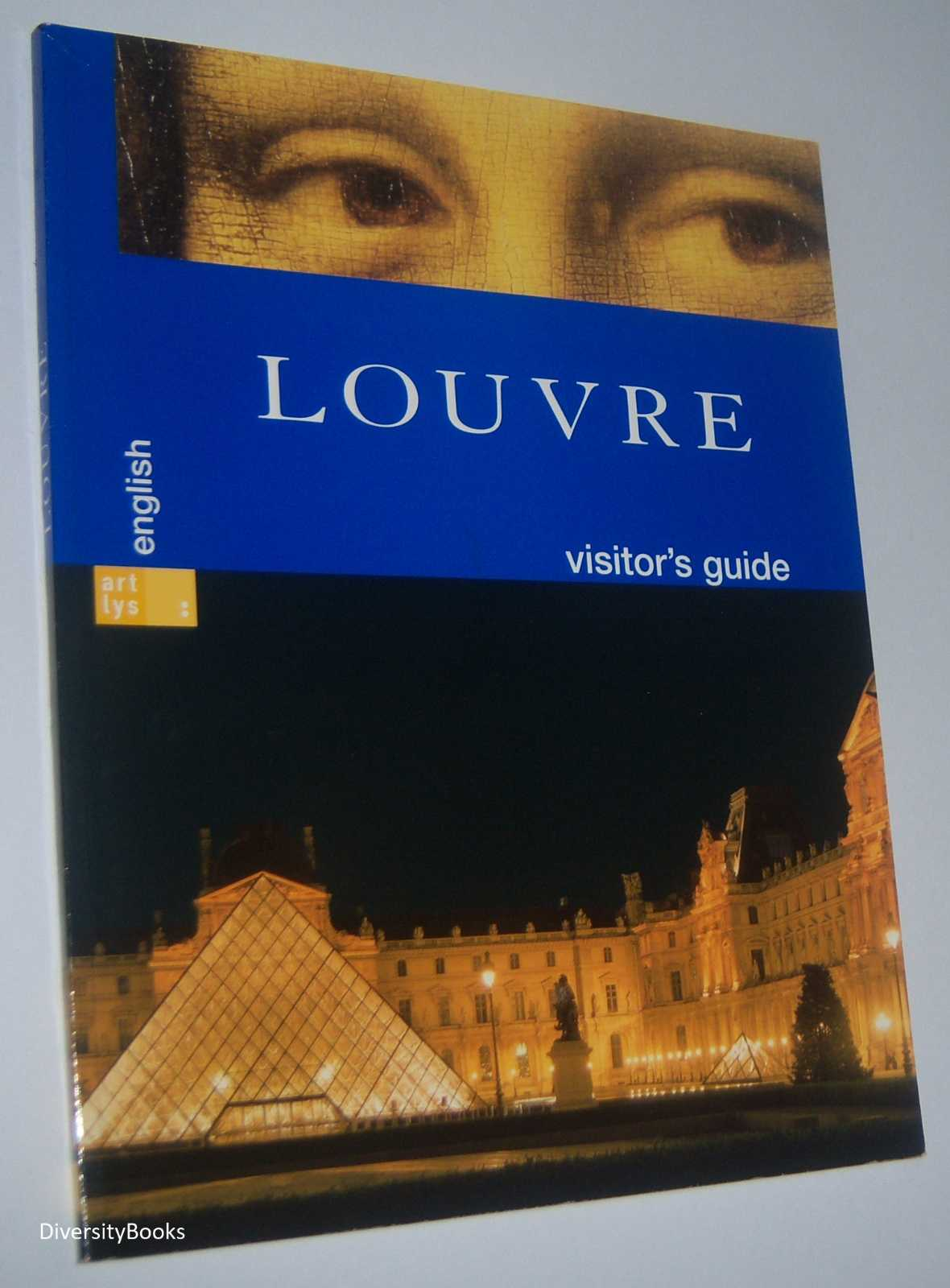 Image for LOUVRE VISITOR'S GUIDE (English Edition)