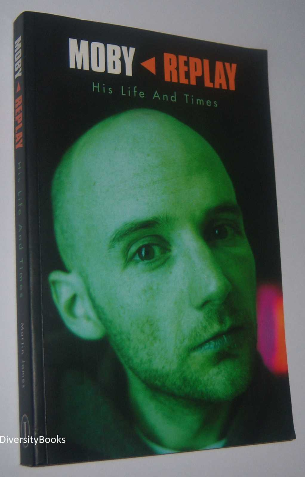 Image for MOBY - Replay: His Life and Times