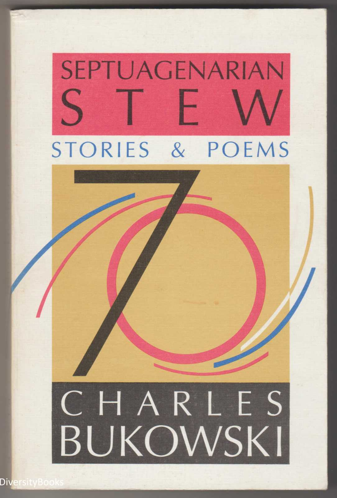 Image for SEPTUAGENARIAN STEW: Stories and Poems
