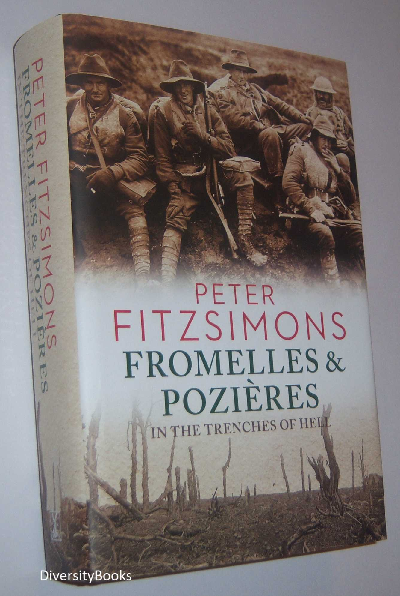 Image for FROMELLES & POZIERES: In the Trenches of Hell