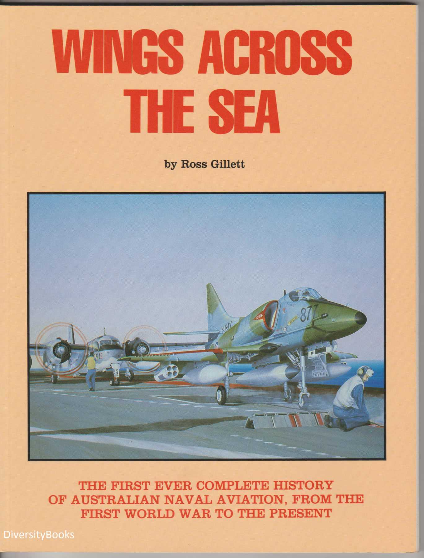 Image for WINGS ACROSS THE SEA