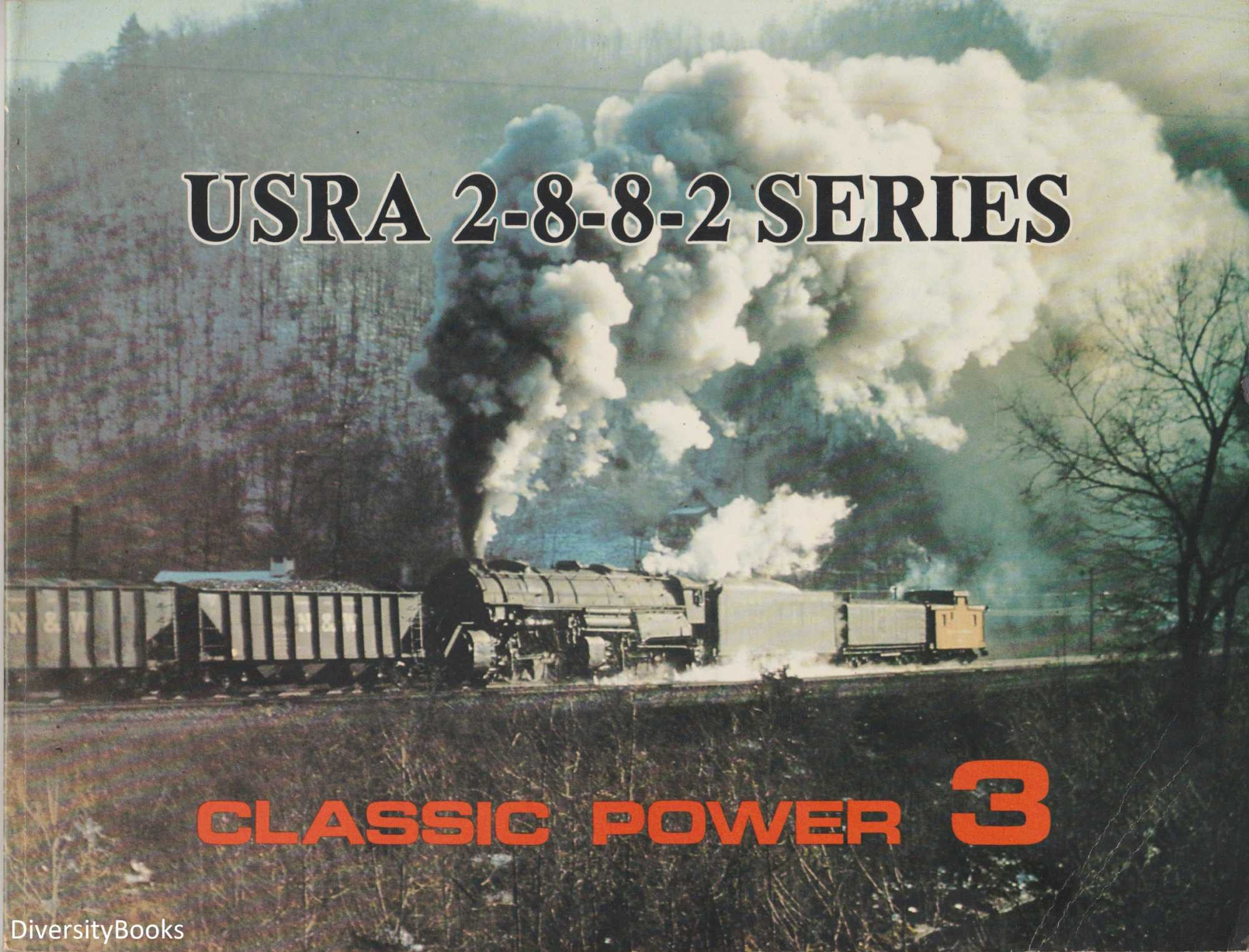 Image for USRA 2-8-8-2 SERIES: Classic Power 3