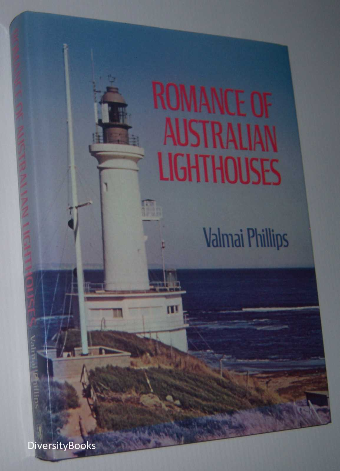 Image for ROMANCE OF AUSTRALIAN LIGHTHOUSES