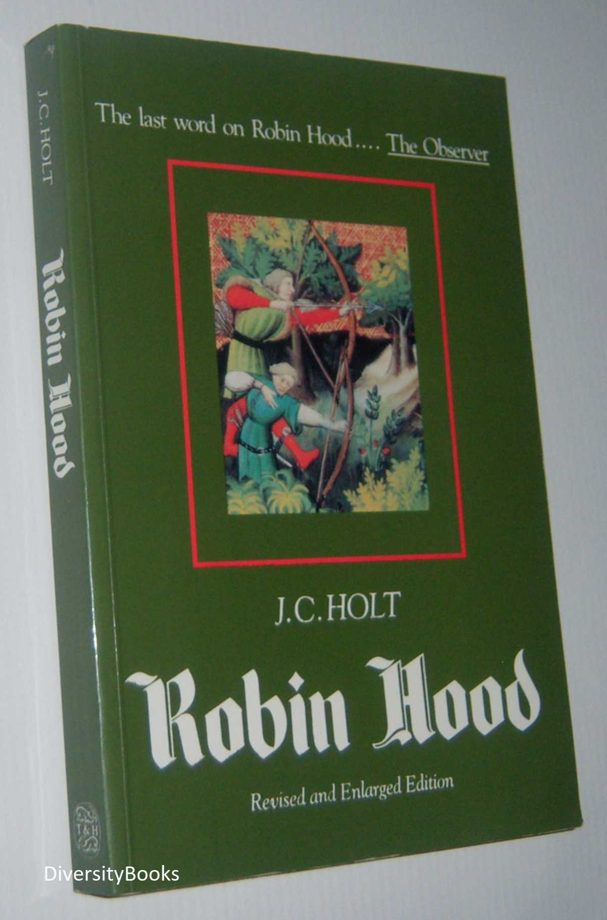 Image for ROBIN HOOD (Revised and Enlarged Edition)