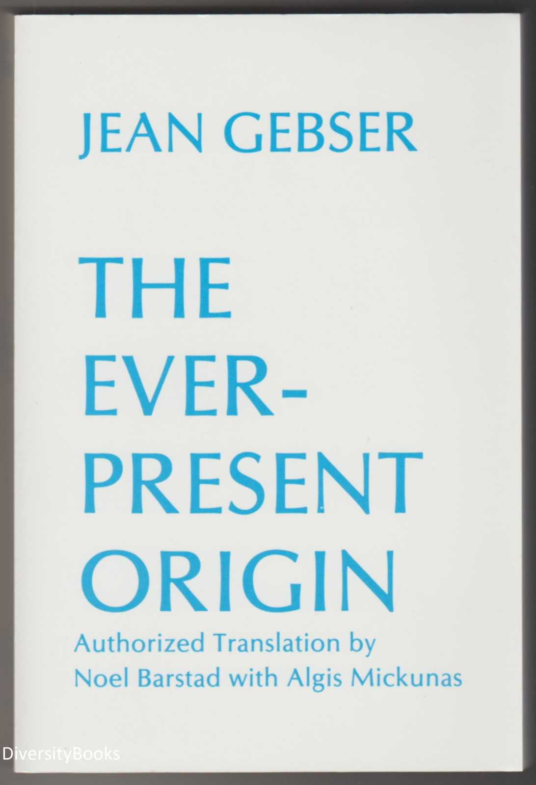 Image for THE EVER PRESENT ORIGIN  (English Edition)