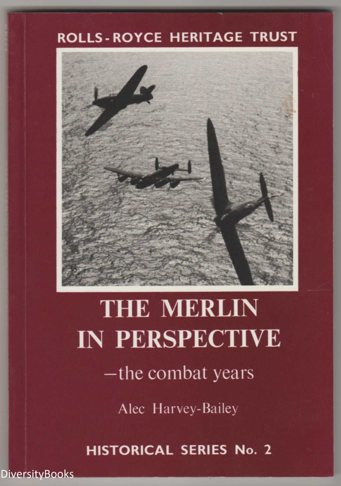 Image for THE MERLIN IN PERSPECTIVE: The Combat Years
