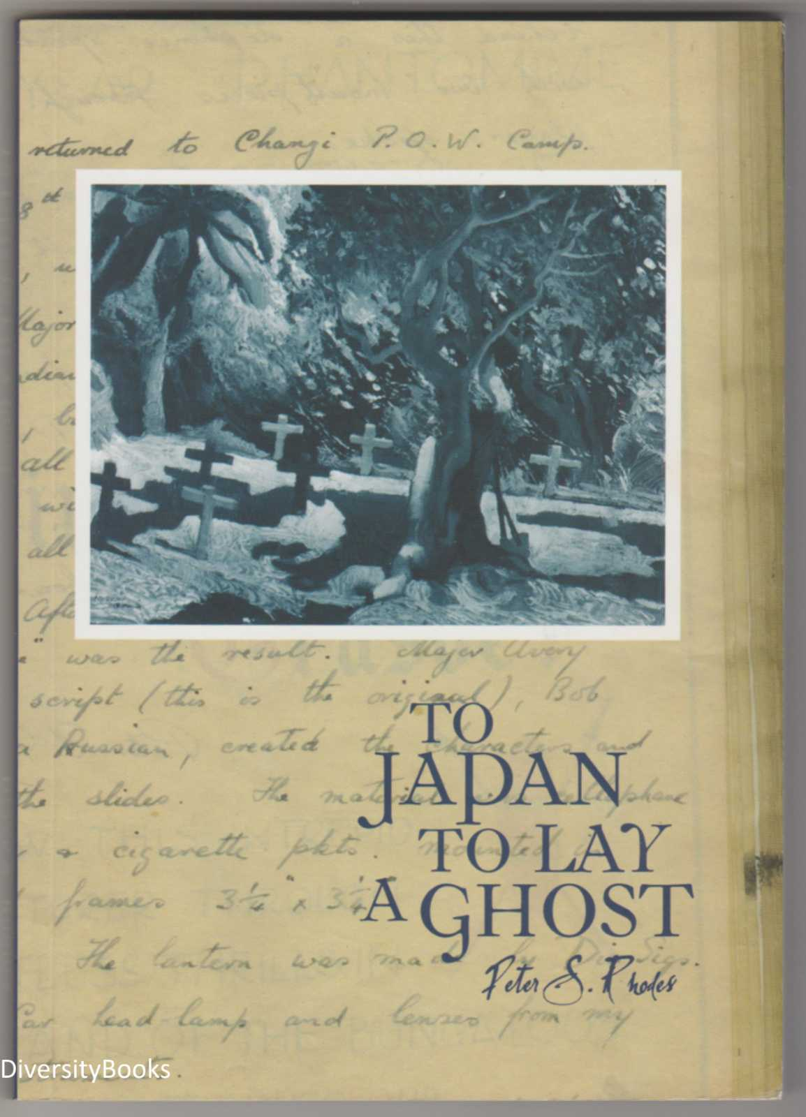 Image for TO JAPAN TO LAY A GHOST