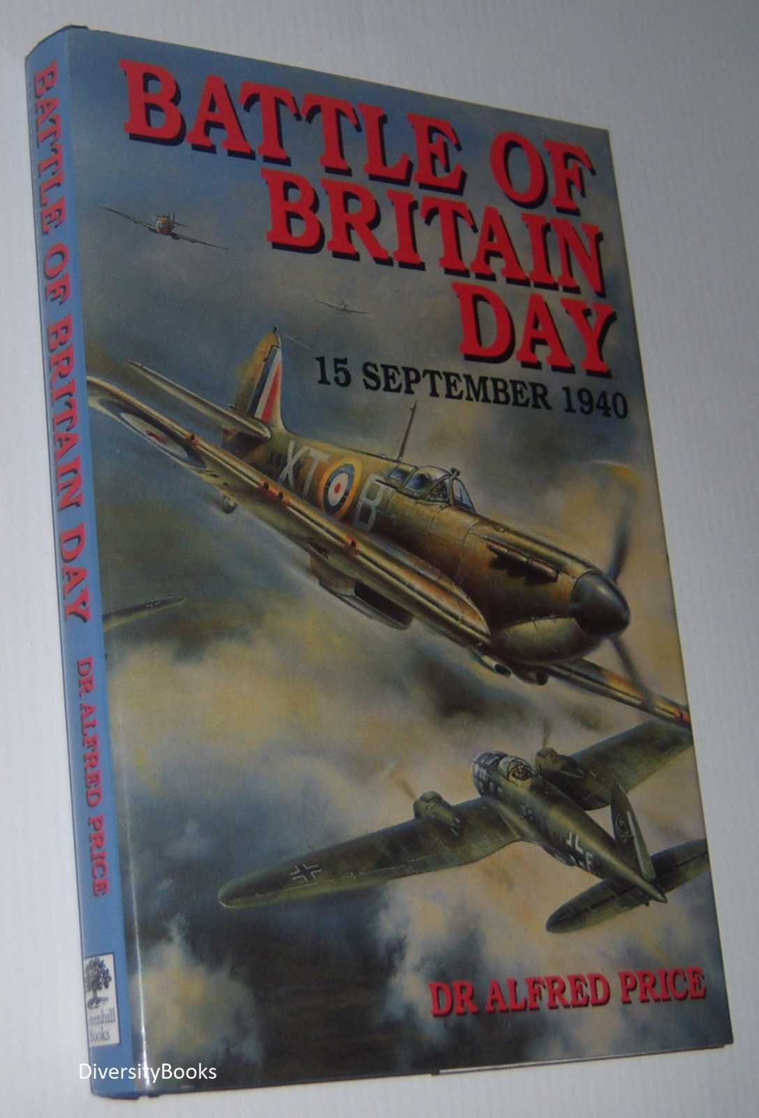 Image for BATTLE OF BRITAIN DAY: 15 September 1940