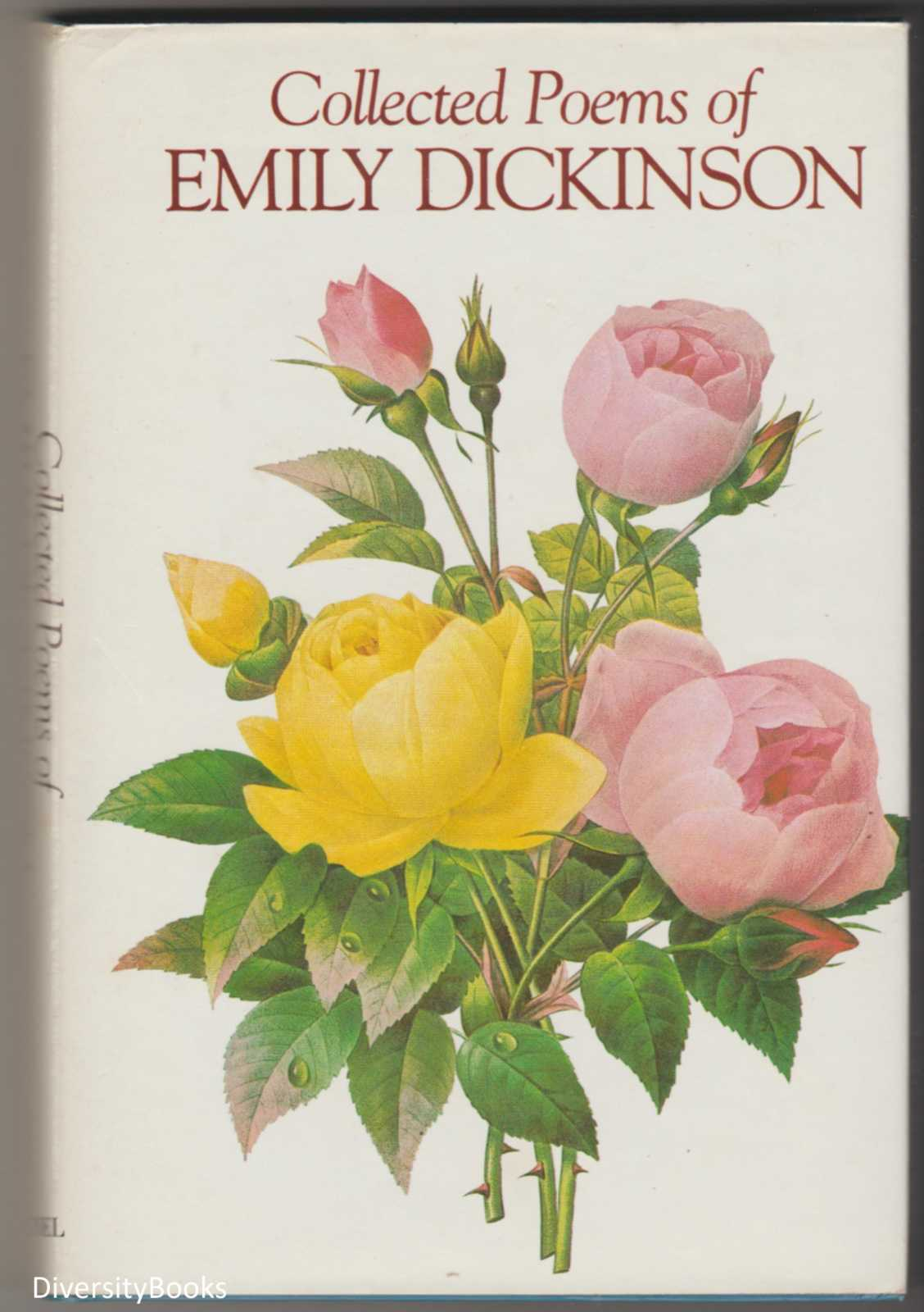 Image for COLLECTED POEMS OF EMILY DICKINSON