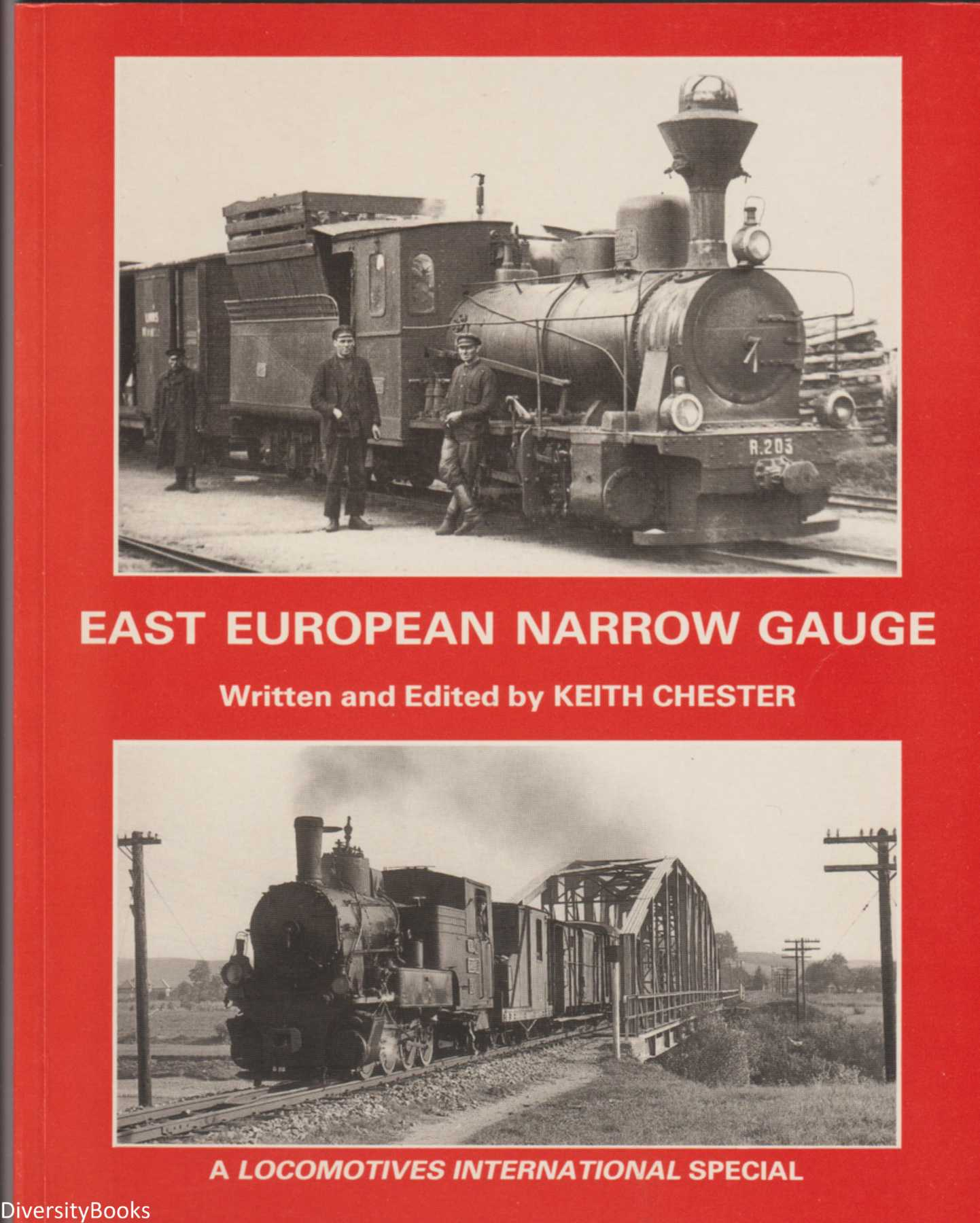 Image for EAST EUROPEAN NARROW GAUGE