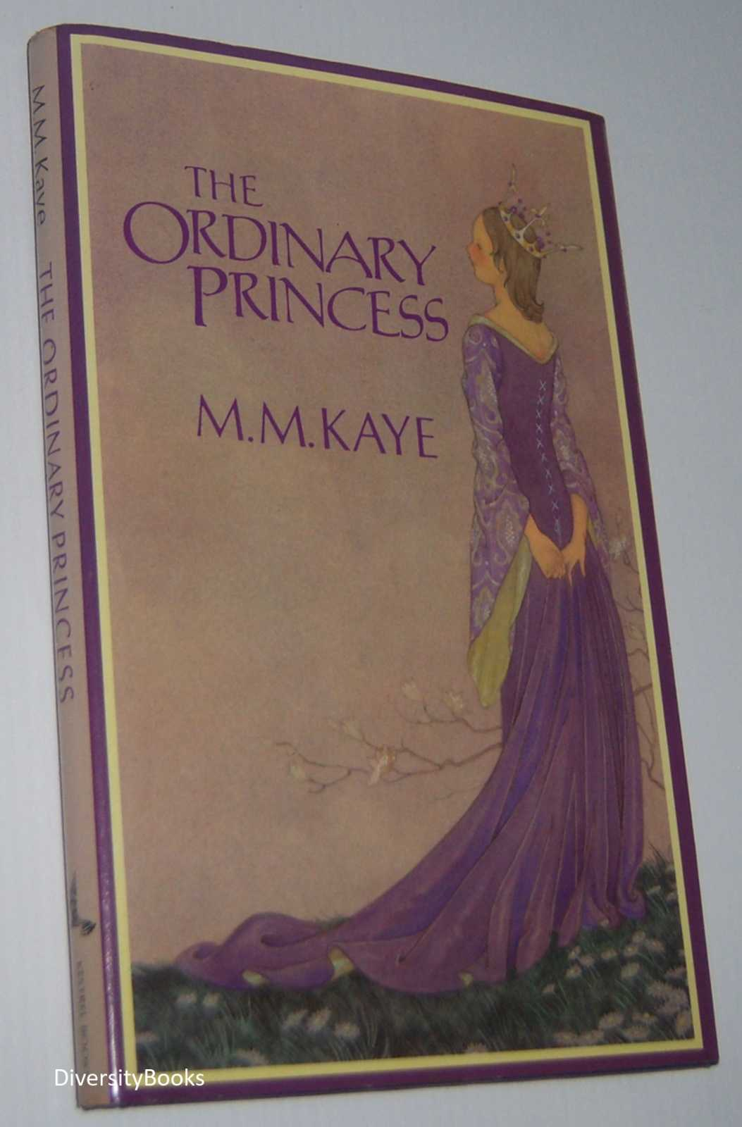 Image for THE ORDINARY PRINCESS